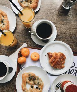 Colazione, Dolci e Snack